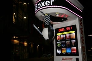 Boxbal verhuurd Rotterdam Sportcentrum