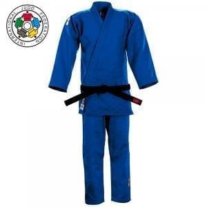 vechtsportkleding \u2013 boxbal \u2013 go for itessimo ijf gold judopak \u2013 blauw